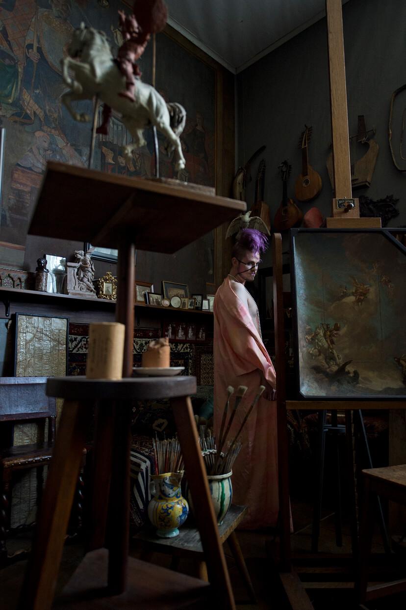 Kronbergs studio